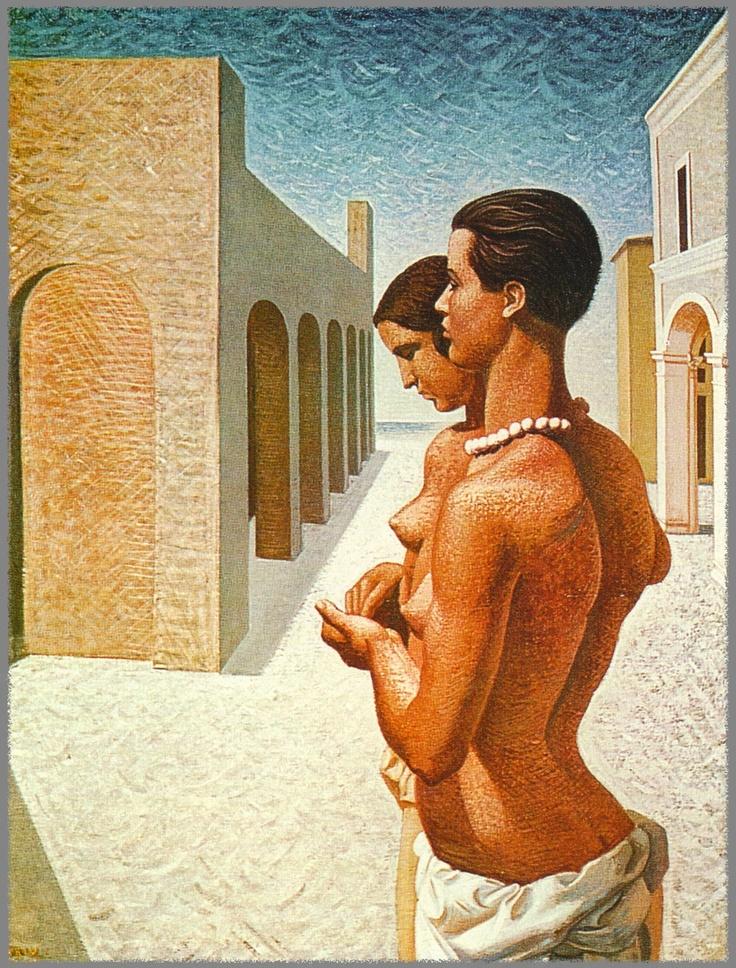 Mario Tozzi: 1931 Solitude