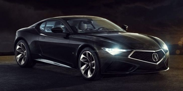2020 Acura Coupe Rumors Acura Coupe Acura Coupe