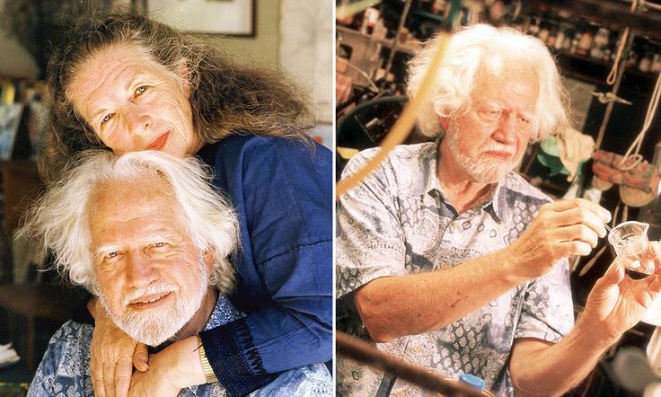 Alexander Shulgin, the 'godfather of ecstasy', dies aged 88