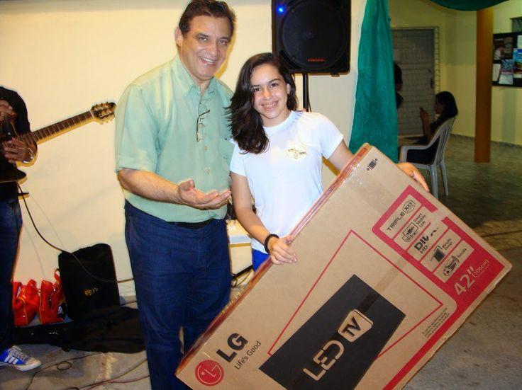 F.G. Saraiva: Entrega dos prêmios da Rifa do dia 2 de agosto de ...