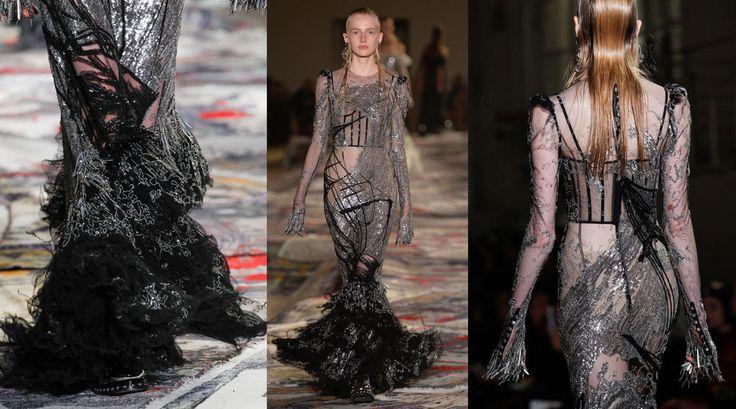 Alexander McQueen и Women's Spring Summer 17 Show на Шетландских островах - Ярмарка Мастеров - ручная работа, handmade