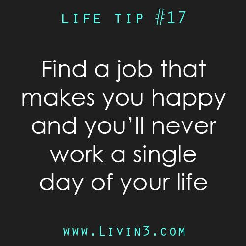 how to find what job makes you happy