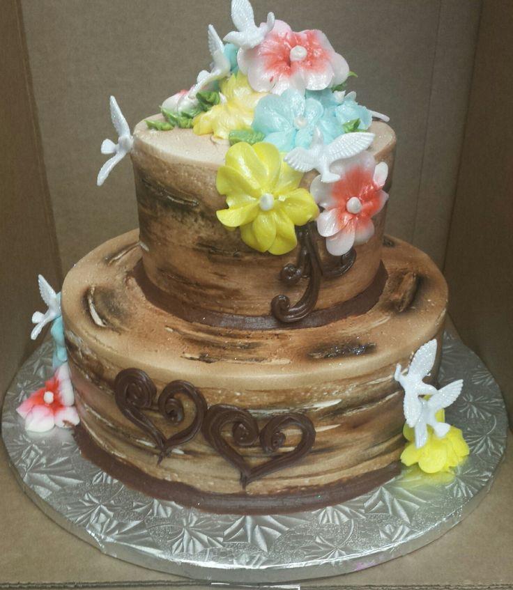36 Best Bridal Shower Anniversary Cakes Images On Pinterest