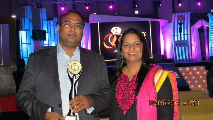 The #Quality #Mark #Award 2014, #Dhaval #Shah