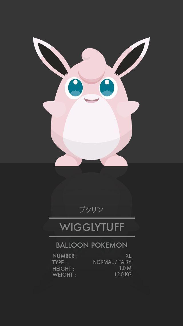 Wigglytuff by WEAPONIX on deviantART | Imagens de pokemon