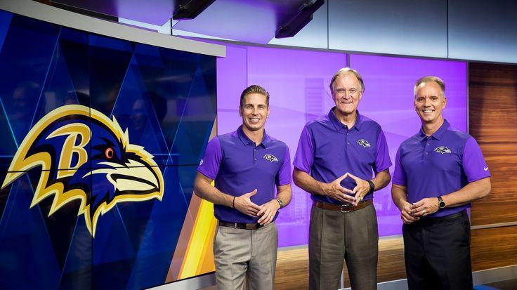 Brian Billick joins WBAL-TV for Ravens preseason games