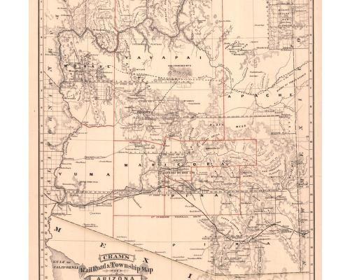 Best Arizona Maps Images On Pinterest Maps Arizona And New - Arizona maps