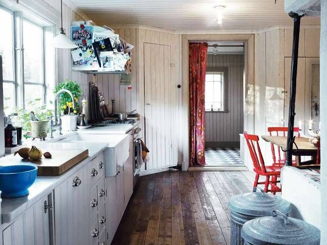 5 COUNTRY KITCHEN TO BE INSPIRED BY