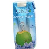 O.N.E. Coconut Water, 11.2-Ounce Aseptic Containers (Pack of 12) (Grocery)By O.N.E.