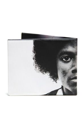 The Black or White Bifold Wallet
