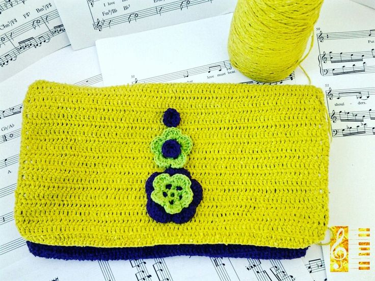 15$ cosmetic bag crochet