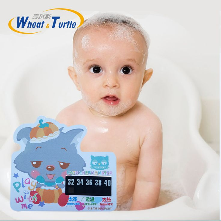 >> Click to Buy << Little Walf Cartoon LCD Bath Thermometer Infant Baby Bath Water Temperature Digital Thermometer Plastic Temperature Thermometer #Affiliate