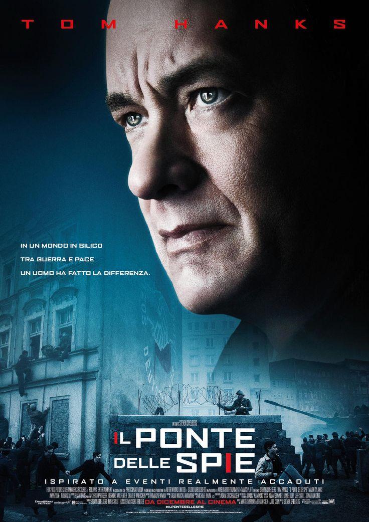 Il ponte delle spie, il film di Steven Spielberg con Tom Hanks. Dal 16 dicembre al cinema.