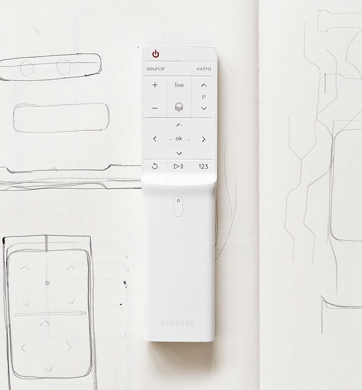 samsung - serif television by ronan + erwan bouroullec