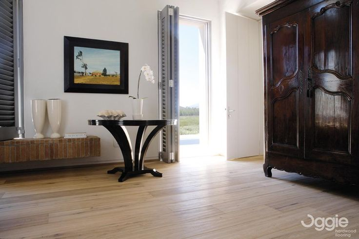 Floor Specification Type: Oggie Oak Oliato Rustic Handscaped Greymist Thickness: 15/4mm Width: 220mm Length: 2200mm Finish: Woca Denmark High Solid Master White Oil