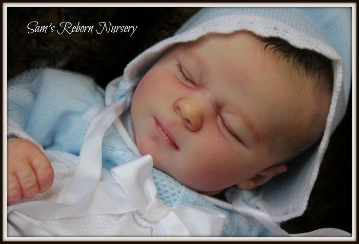 Beautiful Reborn Baby Doll ~ Kimberly ~  Sam's Reborn Nursery ~
