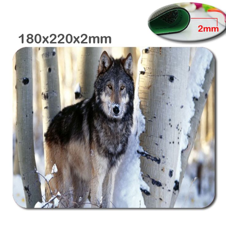 Selection of four pieces of cute mouse pad wholesale Wolf game pad  mouse laptop brand game mouse pad players notebook mouse pad