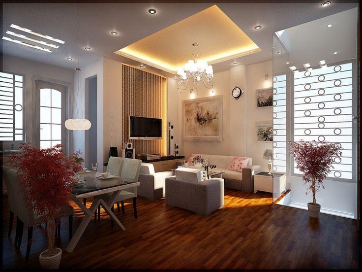 74 best Living Room - Lighting images on Pinterest | Living room ...