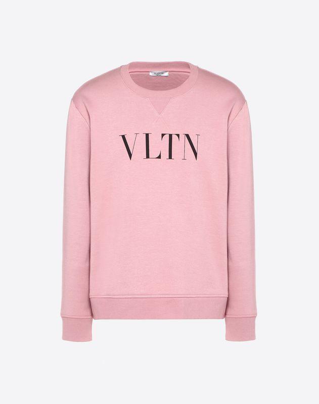 ce82232d758ac VALENTINO VLTN CREWNECK SWEATSHIRT. #valentino #cloth | Valentino in ...