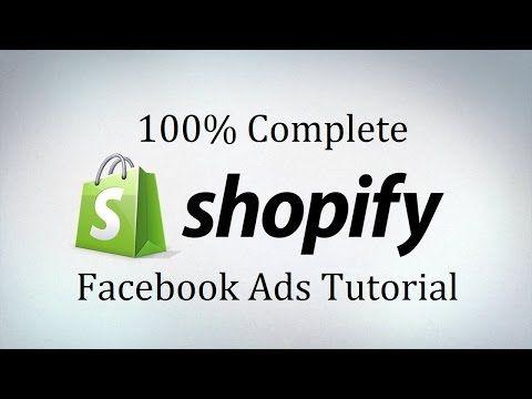 Complete Shopify Facebook Ads Tutorial For Facebook Marketing - http://incbizzmarketingtips.com/complete-shopify-facebook-ads-tutorial-for-facebook-marketing/  #RePin by AT Social Media Marketing - Pinterest Marketing Specialists ATSocialMedia.co.uk