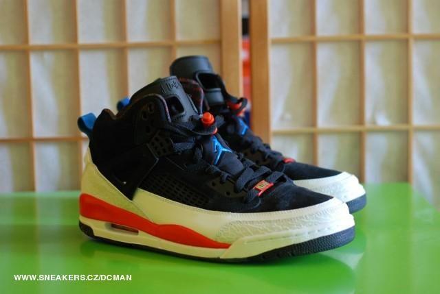 Air Jordan Spiz'ike Infrared