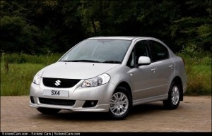 2009 Suzuki SX4 Sedan goes on Sale in the UK - http://sickestcars.com/2013/05/21/2009-suzuki-sx4-sedan-goes-on-sale-in-the-uk/
