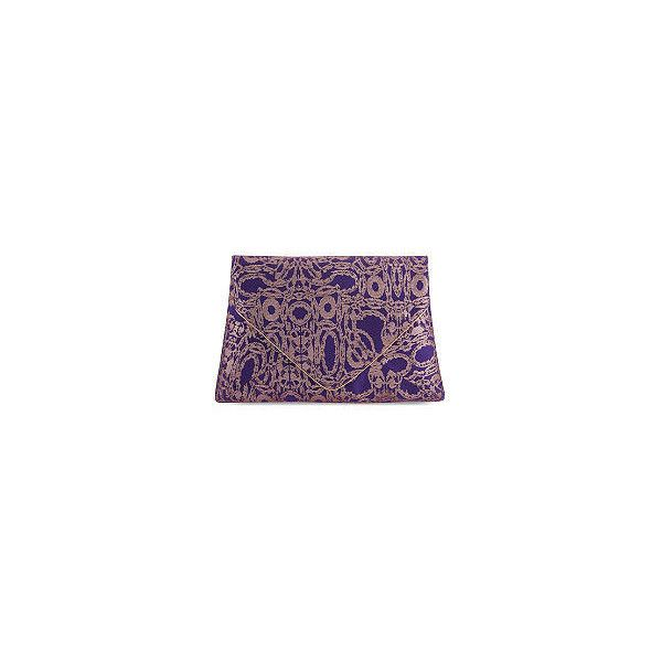 Jacquard fold clutch ❤ liked on Polyvore featuring bags, handbags, clutches, fold over purse, foldover clutches, foldover purse, foldover handbags and jacquard handba