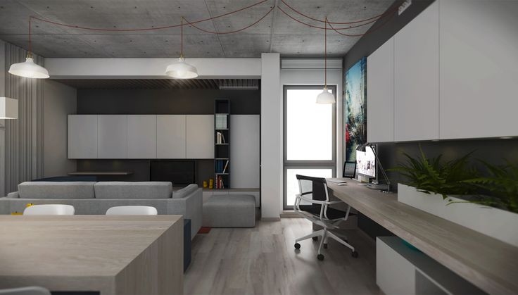 Status: IN PROGRESS | Size: 700sft / 65sqm | Location: Bucharest | Type: Residential