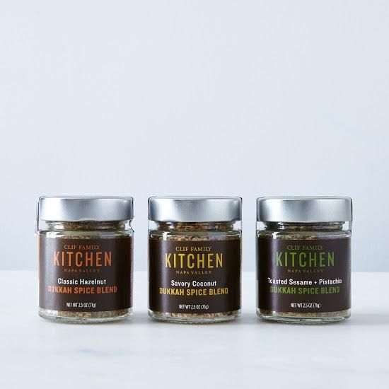 Dukkah Spices (Set of 3): Spice like an Egyptian. #Food52