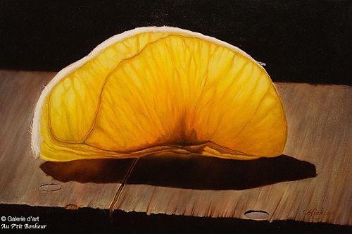 Mickie Acierno, 'Down Under', 16'' x 24'' | Galerie d'art - Au P'tit Bonheur - Art Gallery