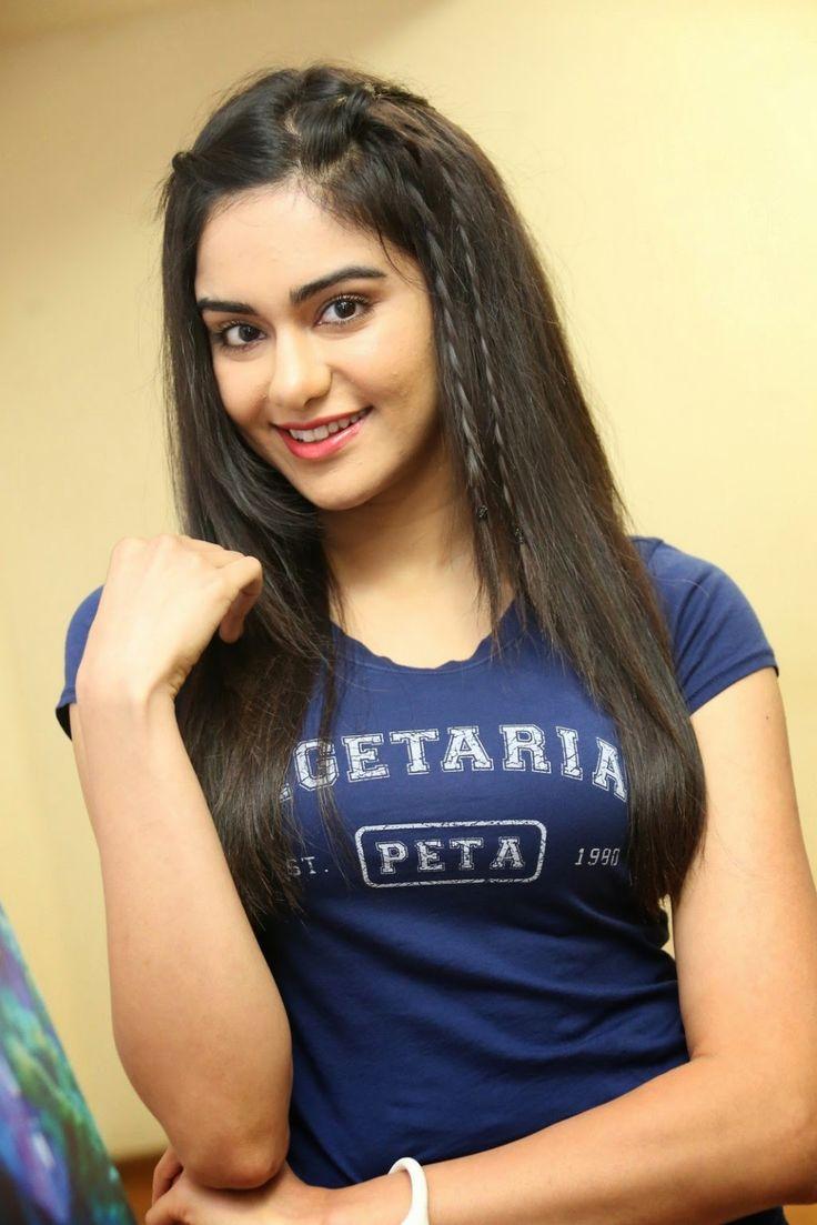 #AdahSharma is an Indian Model, #Bollywoodactress and #TollywoodActress.
