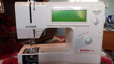 Bernina 1630 Inspiration Plus Computerized Sewing Machine
