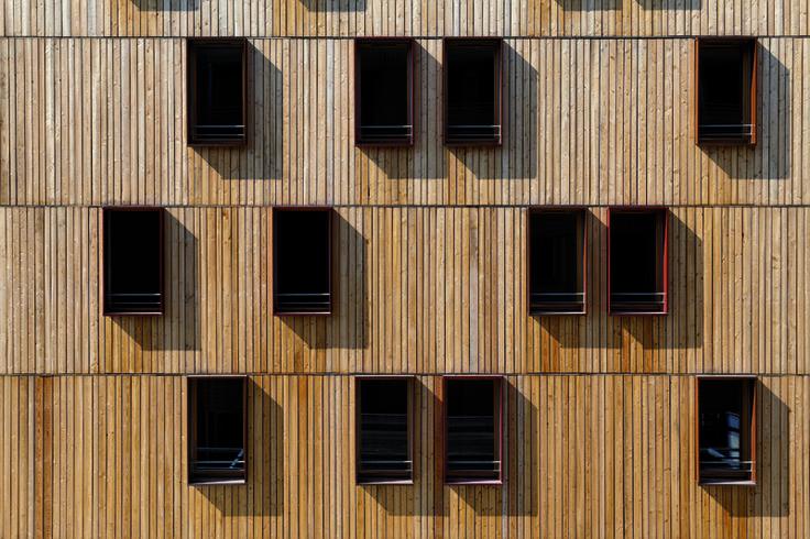Les 9 meilleures images du tableau bois sur Pinterest - maison bois et paille