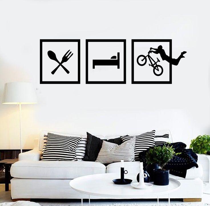 The 25 best bmx stickers ideas on pinterest good for Bmx bedroom ideas