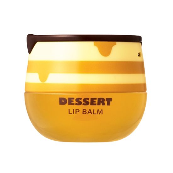 THE FACE SHOP, Lovely ME:EX Dessert Lip Balm Super moisturizing lip balm. The cutest case design reminiscent of jam or honey jars. Apply to lips with honey spoon(How Cute :). The fresh sweet fruit flavor and color.