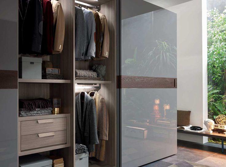 Class, Wardrobes, Products   Novamobili. Rationality defines forms and functions.  #wardrobe by #Novamobili. #interior #design #aboutWARDROBE #slidingdoor