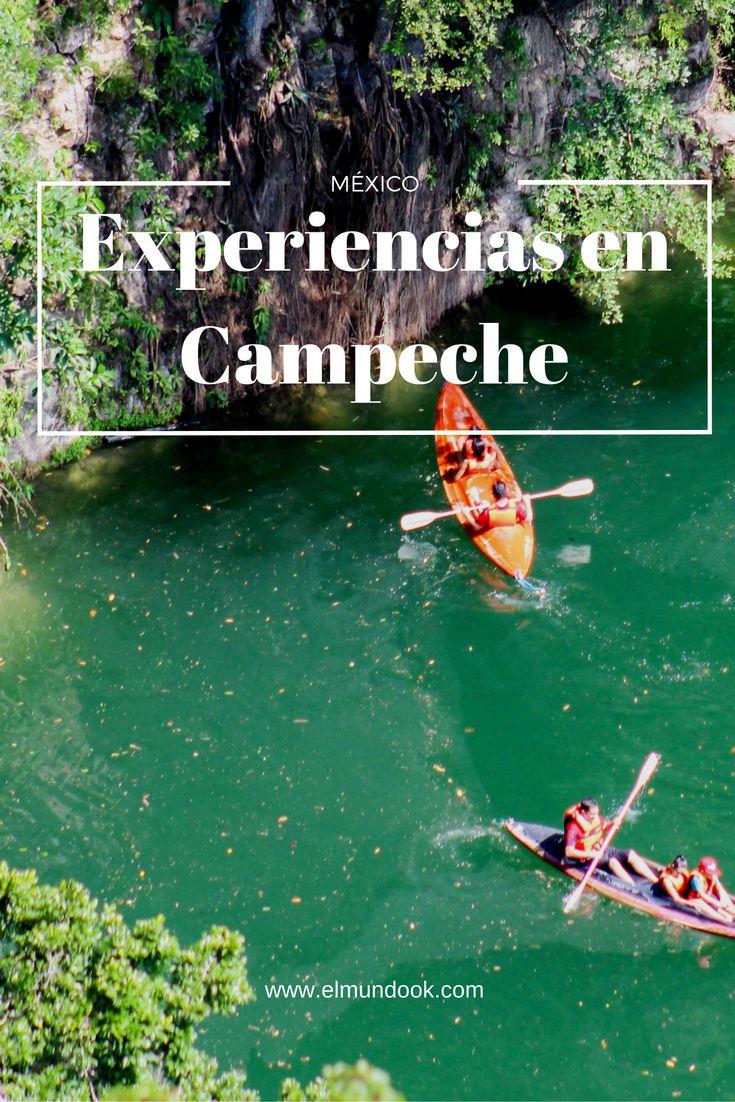 Experiencias para hacer sí o sí en Campeche, México.