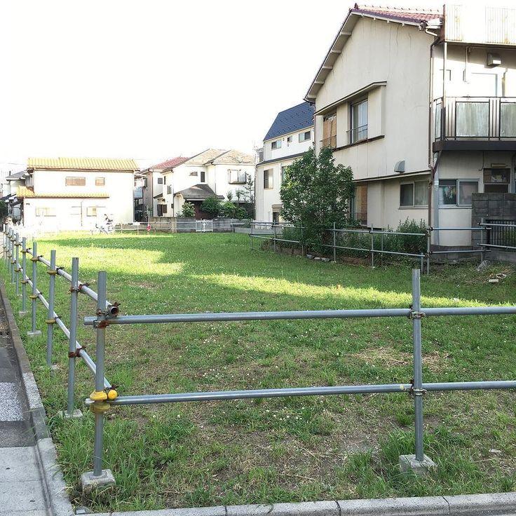 来年9月ごろこの空き地に相撲の東部屋が越してくるらしい #相撲 #東部屋 #移転 #葛飾区 #柴又