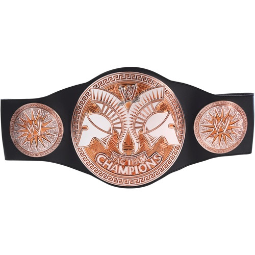 WWE Tag Team Championship Belt: Action Figures : Walmart.com