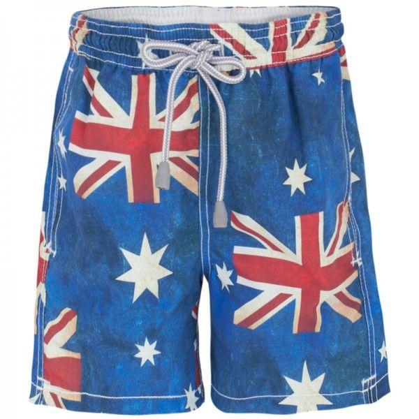MC2 St Barths Vintage Sydney Swim Shorts at alexandalexa.com