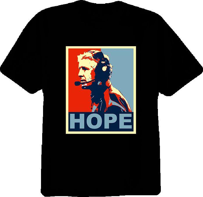 Pete Carroll Usc College Football Hope T Shirt