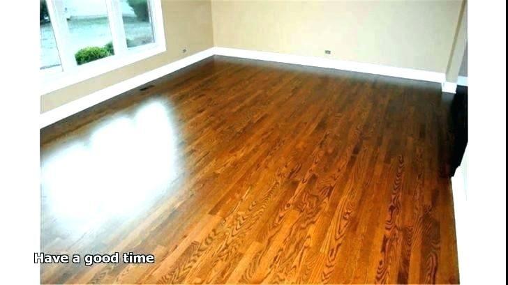 Many Coats To Stain Hardwood Floors
