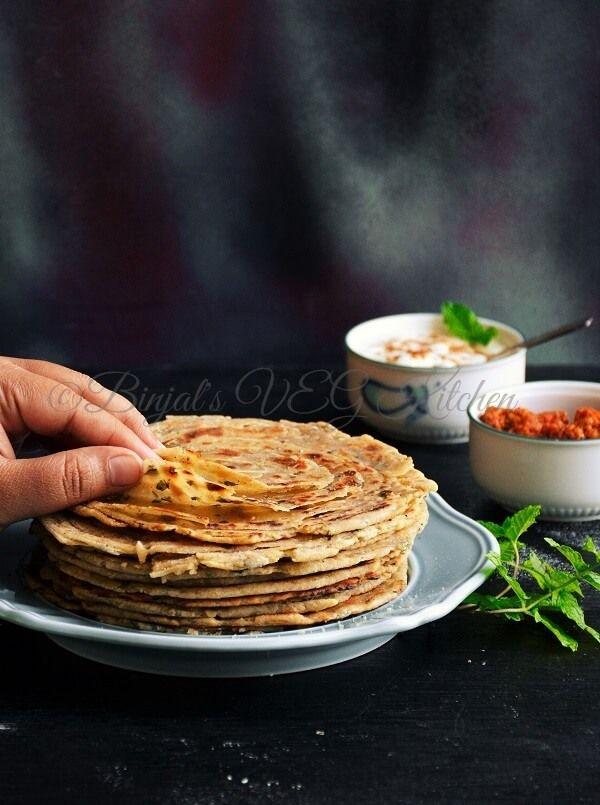 136 best mughlai recipes images on pinterest cooking food indian pudina lachha paratha forumfinder Choice Image
