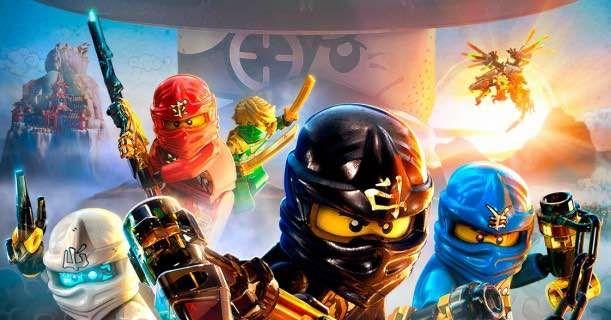 FREE LEGO Ninjago Movie Scavenger Hunt At Target!