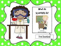 Image result for what do scientists do worksheet