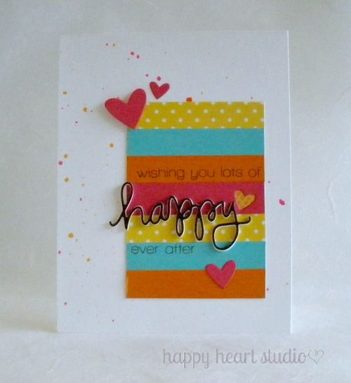 Happy Heart Studio Another Summer Card Camp 2