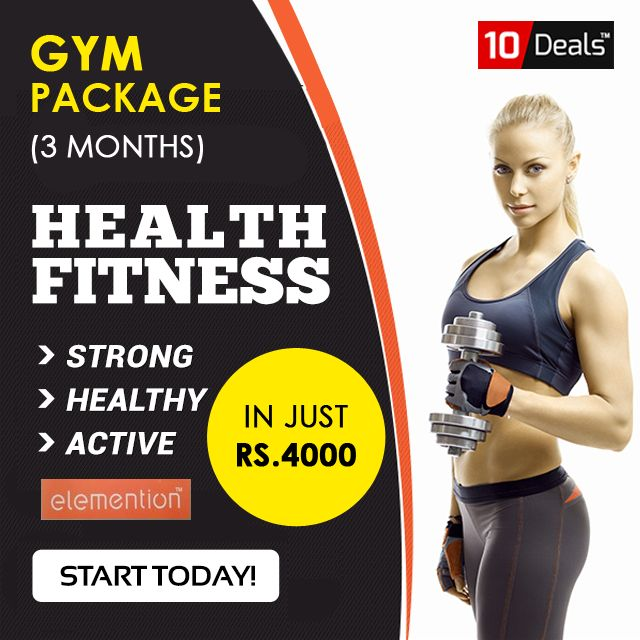 Shape Up Your Body With the best #fitness and #wellness services at #ElementionGym. Try it to feel the difference. #Book now & get #various special #discount #packages.