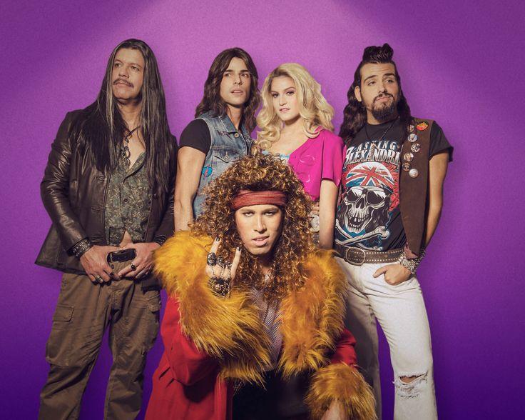 """Última semana de """"A Era do Rock"""" no Teatro Porto Seguro"""