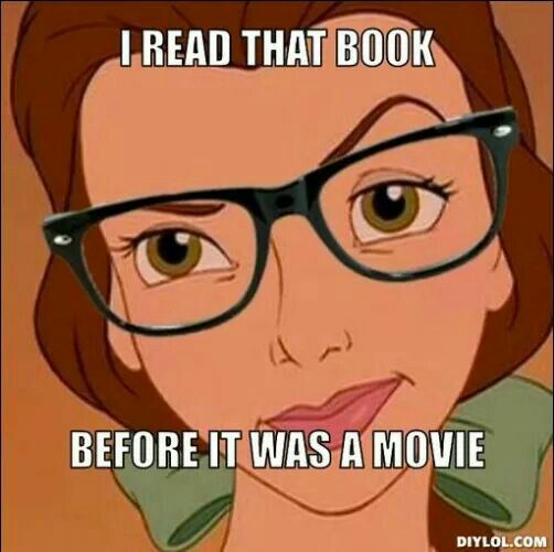 ME all the time; I can't imagine how annoying I must be in movie cinemas