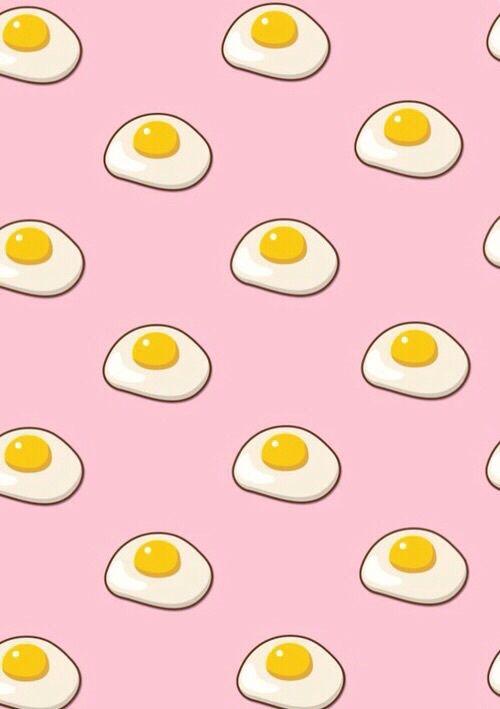 background, cute, eggs, food, pink
